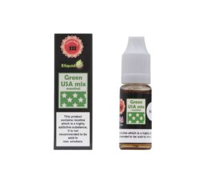 Green USA Mix eliquid